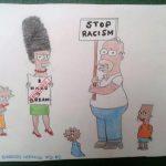 Contra el racismo - 6