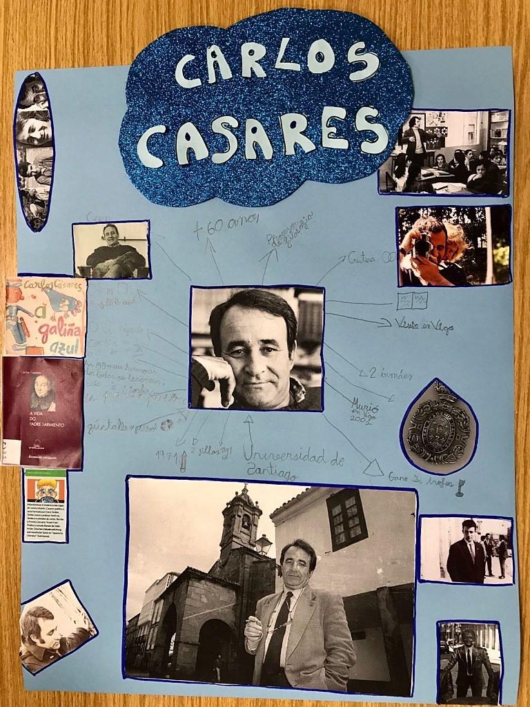 Día das Letras Galegas - Carlos Casares - 9