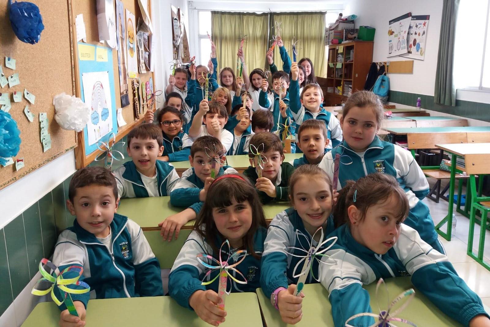 Manualidades Vistosas.2º Educacion Primaria Pagina 3 Blog Educativo Liceo La Paz